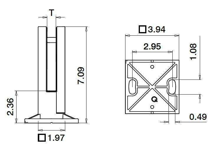 Model 62 Dimensions