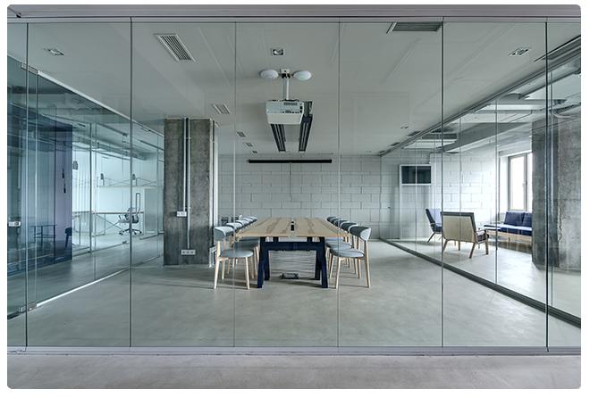 Interior Glazing Photo