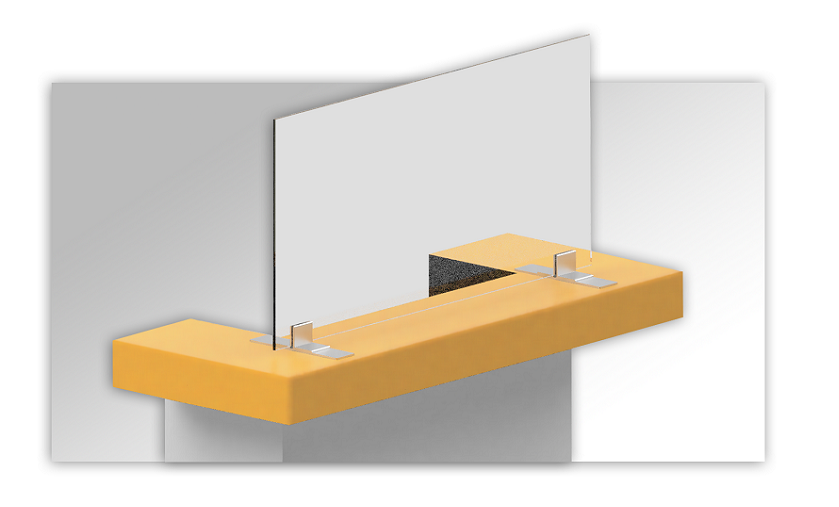 Free Standing Partition System