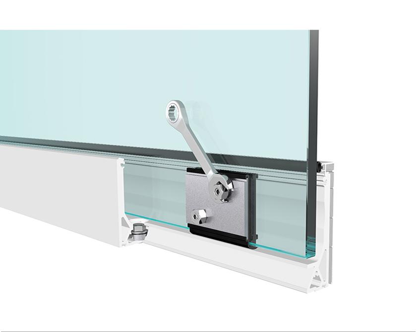 Precision Lock® Adjustable Railing