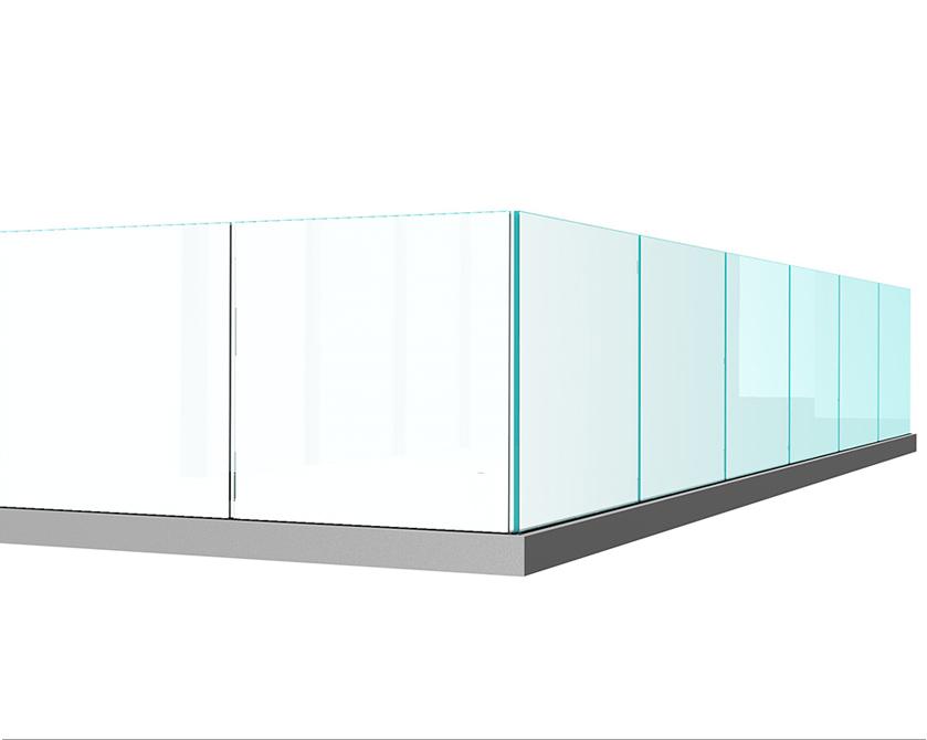 Floor Mount Configuration