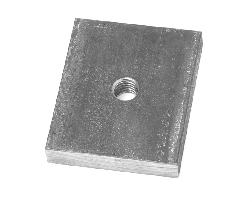 Weld Block for Mounting to Steel