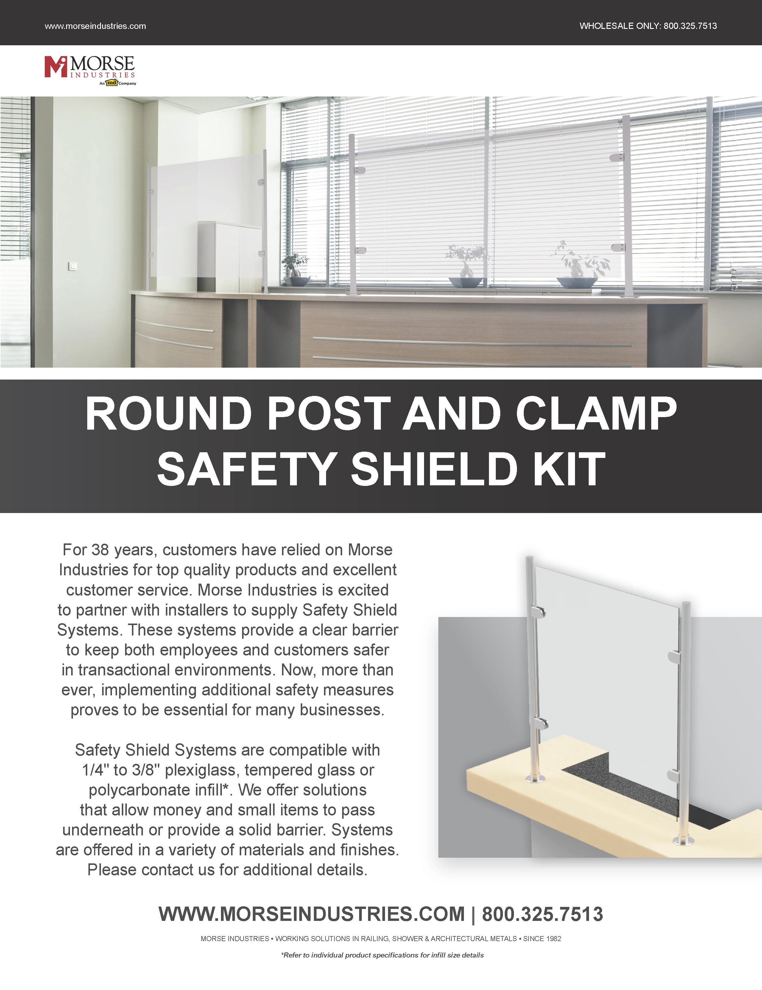 Safety Shield_Round Post_Data Sheet v1.3_Page_1