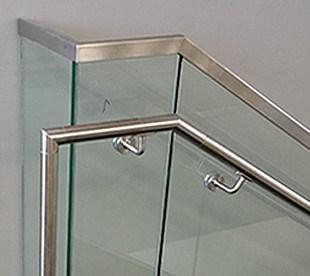 Handrail Tubing, Fittings, & Brackets