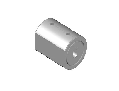 Tube to Wall Connector